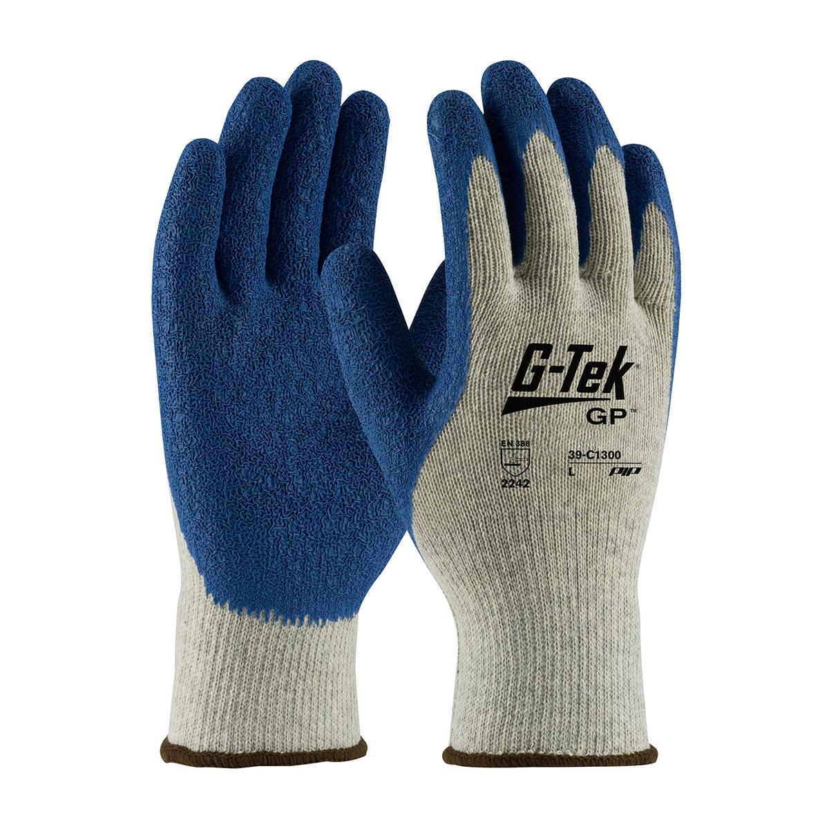 DOZEN CUT Level 2 MEDIUM Cut Resistant X-Grip Gray poly coated Gloves