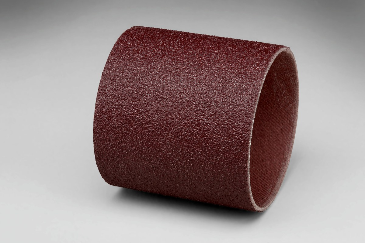 : 1//2 x 1 Aluminum Oxide ID x L 100 Units Standard Abrasives Spiral Band, 60 Grit