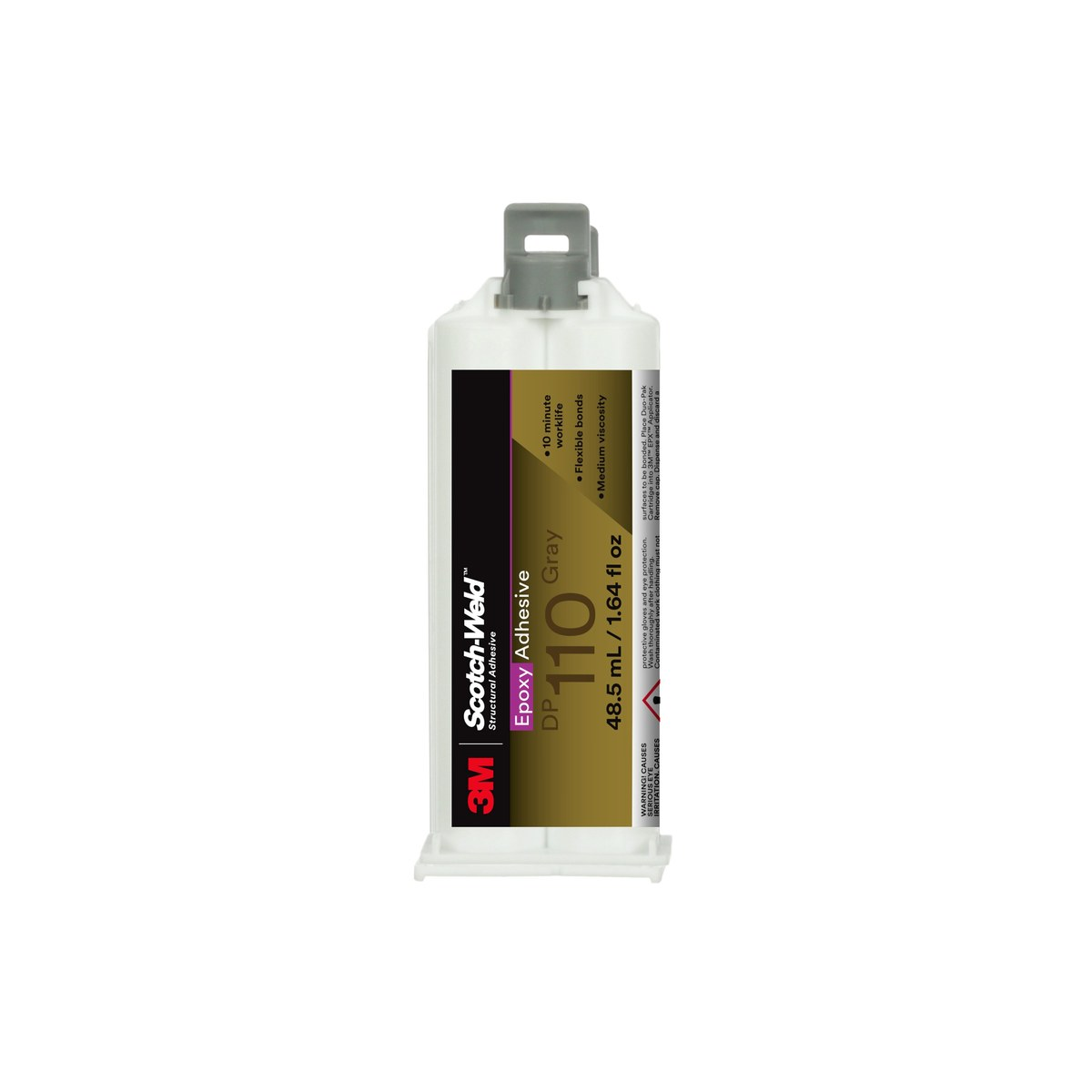 3M Scotch-Weld DP110 Epoxy Adhesive 08990, 48 5 ml Cartridge