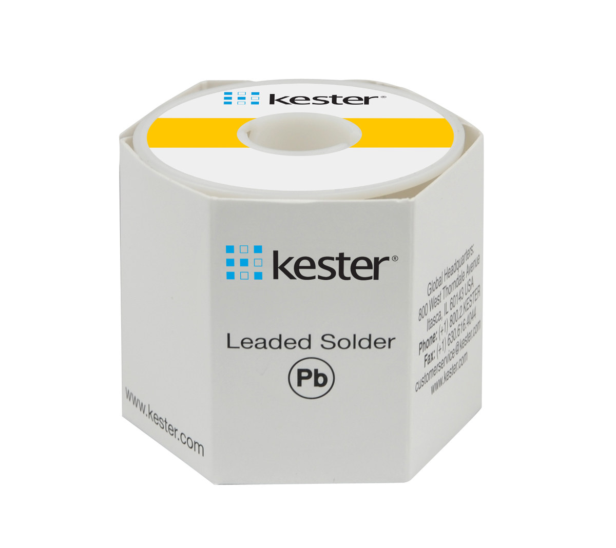 Kester 285 Lead Solder Wire Sn Pb Ag 0015 In Circuit Board Fused Glass Pendant Woven Silver Wrap Wrapping 1 Lb Diameter Compound 36 Content 24 7150 9727