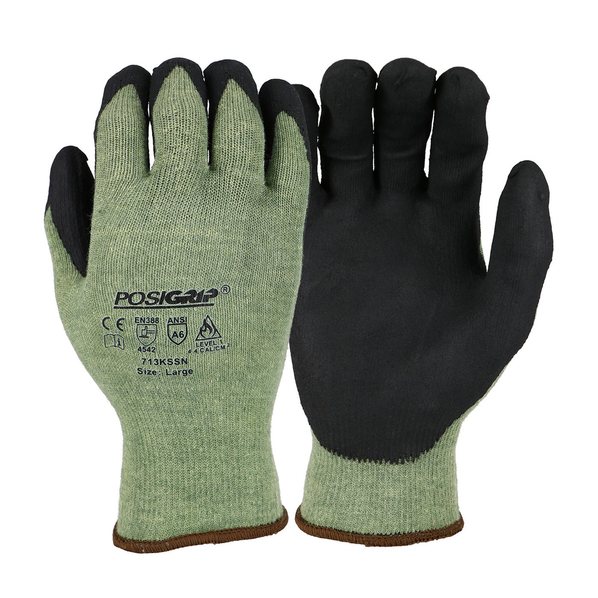 6 Snap-On Hot Sleeve Heat Protection Hand Arm Gloves Shop Made With Kevlar