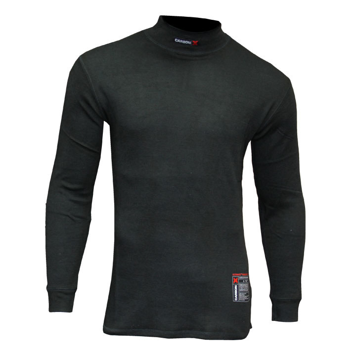 975b40122c00 Chicago Protective Apparel Large T-Shirt 7.7 oz Flame-Resistant Shirt -  Long Sleeve - CX-54 LG