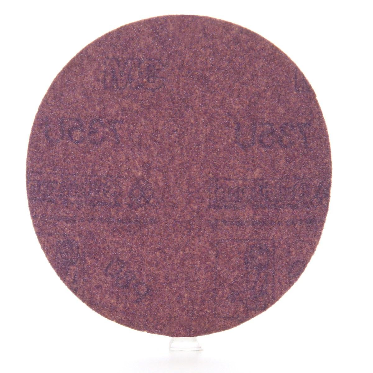 """3M Hookit D//F Disc 735U 5/"""" P80 12,000 RPM Qty 50 20727"""