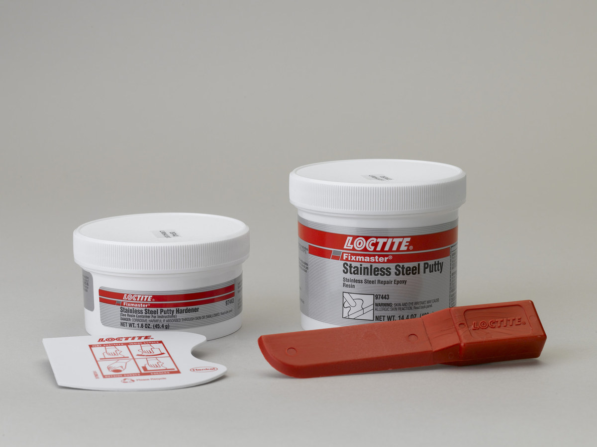 Loctite Fixmaster EA 3476 Stainless Steel Putty 97443, IDH:235613, 1