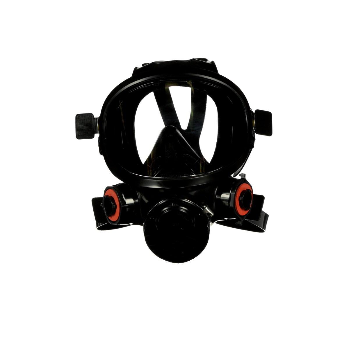 3m black mask