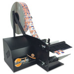 Start International Label Dispenser - 0.25 to 4.5 in Compatible Width - 14.5 in Height - 0.125 to 6 in Compatible Length - Electric - LDHANGTAB