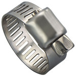 Precision Brand Seal Part Stainless Steel Hose Clamps - 7/32 in - 5/8 in Clamp Diameter - M4P