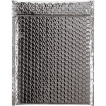 Shipping Supply Silver Glamour Bubble Mailers - 11.5 in x 9 in - SHP-3575