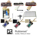 Rubberset 03763 9 in Roller Cover, 3/8 in Nap - 80376