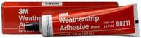 3M 08011 Gasket Adhesive Black Liquid 5 fl oz Tube