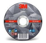 3M Silver Ceramic Cutoff Wheel - 4 1/2 in Diameter - 87465