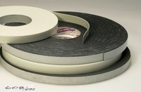 3M Venture Tape VG1208 Black Double Sided Foam Tape - 1/2 in Width x 85 ft Length - 1/8 in Thick - 96584