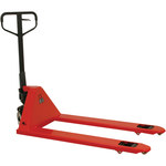 Shipping Supply Pallet Truck - 21 in x 48 in - Metal