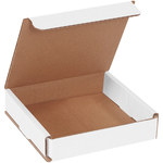 Oyster White Corrugated Mailer - 5 in x 5 in x 1 in - SHP-2497