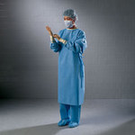 Kimberly-Clark Blue Large Examination Gown - 036000-90018