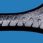 3M Scotchmate SJ3527N Black Hook & Loop Tape - Loop - 1 1/2 in Width x 50 yd Length - 86167