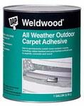 Dap Construction Adhesive Brown Liquid 1 qt Pail - 00442