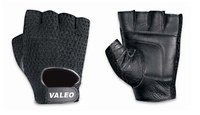 Valeo V340 Black Large Leather Work Gloves - VA4575LG