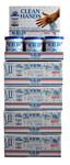 Scrubs In-a-Bucket Floor Display Header Card - SCRUBS 42296
