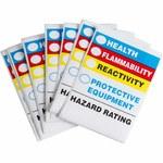 Brady 596-35 Hazardous Material Label - 44139