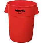 Shipping Supply Brute Red Trash Can - SHP-13995