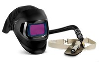 3M Speedglas 26-5702-30SWHD Welding Respirator - Assembly With Headpiece - Belt-Mounted - 051131-49937