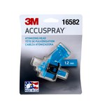 3M Accuspray 16582 Blue Atomizing Head - For Use With 3M Accuspray ONE Spray Gun - Includes Replaceable 1.2mm Atomizing Head - 16582