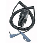 Desco Reusable Wrist Strap & Cord Set - 4 mm Snap - 19858
