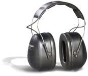 3M Peltor HT HTM79A-03 Black Listen-Only Headset - 25 dB NRR - 318640-03204