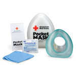 American Red Cross Disposable CPR Mask - 738743-00708