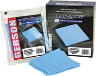 Gerson TekPrep Blue Polyester Tack Cloth - 18 in Overall Length - 9 in Width - GERSON 020008C