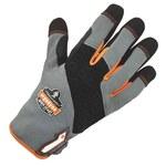 Ergodyne ProFlex Tena-Grip 820 Gray/Black/Orange Large Work Gloves - 17244