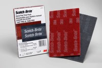 3M Scotch-Brite Non-Woven Hand Pad Trial Pack - Ultra Fine Grade(s) Included - 64933