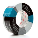 3M 3900 Silver Duct Tape - 48 mm Width x 54.8 m Length - 8.1 mil Thick - 06976