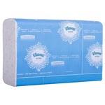Kimberly-Clark Kleenex Ultra Soft White Paper Towel - 2 Ply - Folded - Multi-Fold - 43752