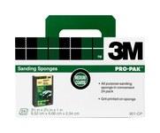 3M 901-CP Sanding Sponge - 2 5/8 in Width x 3 3/4 in Length - 85097