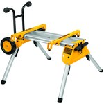 Dewalt Rolling Table Saw Stand - Aluminum - DW7440RS