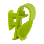 PIP E-Flare 939-EFBASE Fluorescent Lime ABS Mounting Clip - 616314-83877