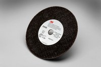 3M COW Aluminum Oxide Cutoff Wheel - Type 1 (Straight) - 4 in Diameter - 3/8 in Center Hole - 7/8 in Thickness - 25131