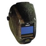 Jackson Safety Metal Welding Helmet - Auto-Darkening Lens - 3.93 in Viewing Width - 2.36 in Viewing Height - 036000-46108