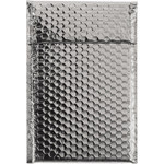 Shipping Supply Silver Glamour Bubble Mailers - 11 in x 7.5 in - SHP-3574