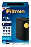 3M Filtrete FAP-C01BA-G1 Room Air Purifier - Small Room - 110 sq ft - 65371