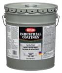 Krylon Industrial Coatings K0002 Gray Alkyd Enamel Paint Primer - 5 gal Pail - 02322