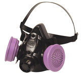 Honeywell 7700 Large Half Facepiece Respirator - 77-0030L