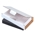 Shipping Supply Oyster White Videotape Mailers - 8.25 in x 4.375 in x 1.1875 in - SHP-2830