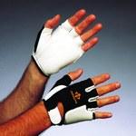 Impacto 40430 Large Leather/Nylon Mechanic's Gloves - 40430110042