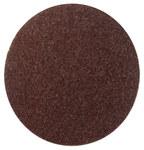 Weiler Non-Woven Aluminum Oxide Maroon Hook & Loop Disc - Medium - 3 in Diameter - 51507