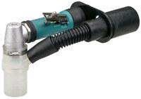 Dynabrade 56727 .4 hp 7° Degree Offset Die Grinder, Central Vacuum