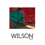 Wilson Yellow Welding Curtain - 8 in Width - 300 ft Length - 036000-39316