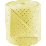 Brady BASIC Yellow Polypropylene 38 gal Absorbent Roll BRH152 - 15 in Width - 150 ft Length - 662706-90438